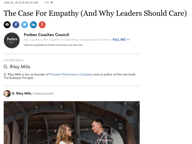 Leadership Empathy