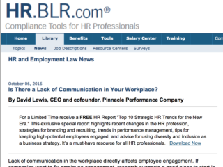 PR Thought Leadership Byline