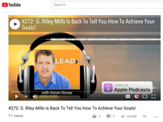 LEADx Interview G. Riley Mills